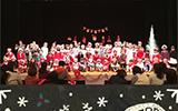 クリスマスコンサート&おたのしみ会